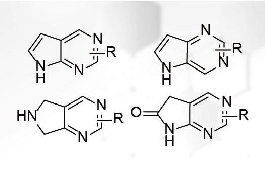 Pyrrolopyrimidines