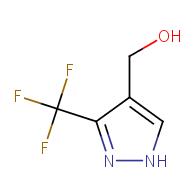 (3-Trifluoromethyl-1H-pyrazol-4-yl)methanol