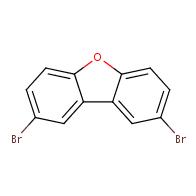 2,8-Dibromo dibenzofuran