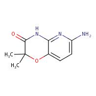 6-amino-2,2-dimethyl-2H,3H,4H-pyrido[3,2-b][1,4]oxazin-3-one