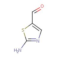 2-aminothiazole-5-carbaldehyde