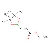 (E)-ethyl 3-(4,4,5,5-tetramethyl-1,3,2-dioxaborolan-2-yl)acrylate