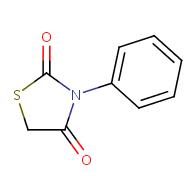 3-phenylthiazolidine-2,4-dione