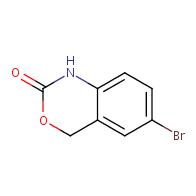6-bromo-2,4-dihydro-1H-3,1-benzoxazin-2-one