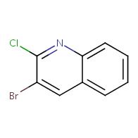 3-bromo-2-chloroquinoline