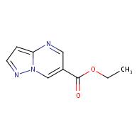 ethyl pyrazolo[1,5-a]pyrimidine-6-carboxylate