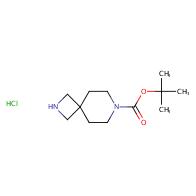 tert-butyl 2,7-diazaspiro[3.5]nonane-7-carboxylate hydrochloride