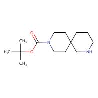 tert-butyl 2,9-diazaspiro[5.5]undecane-9-carboxylate
