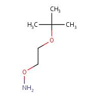O-[2-[(2-methylpropan-2-yl)oxy]ethyl]hydroxylamine