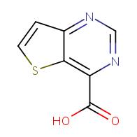 thieno[3,2-d]pyrimidine-4-carboxylic acid