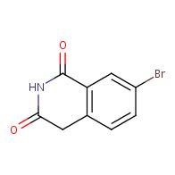 7-bromoisoquinoline-1,3(2H,4H)-dione