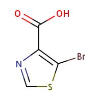 5-bromothiazole-4-carboxylic acid