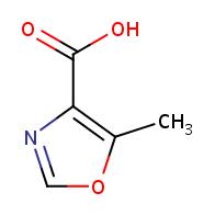 5-methyloxazole-4-carboxylic acid