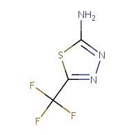 5-(trifluoromethyl)-1,3,4-thiadiazol-2-amine