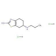 (S)-N6-Propyl-4,5,6,7-tetrahydrobenzothiazole-2,6-diamine Dihydrochloride