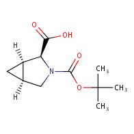 (1R,2S,5S)-rel-3-[(tert-butoxy)carbonyl]-3-azabicyclo[3.1.0]hexane-2-carboxylic acid