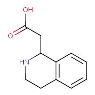 (1,2,3,4-Tetrahydroisoquinoline-1-yl)acetic acid