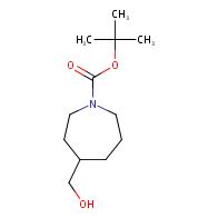 tert-butyl 4-(hydroxymethyl)azepane-1-carboxylate
