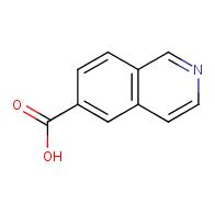 6-isoquinolinecarboxylic acid
