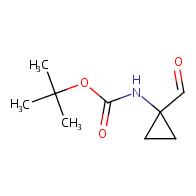 tert-butyl (1-formylcyclopropyl)carbamate