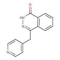 4-(Pyridin-4-ylmethyl)phthalazin-1(2H)-one