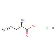 (R)-2-Aminopent-4-enoic acid hydrochloride