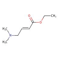 ethyl (E)-4-(dimethylamino)but-2-enoate