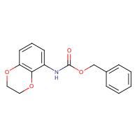 benzyl (2,3-dihydrobenzo[b][1,4]dioxin-5-yl)carbamate