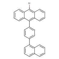 9-bromo-10-(4-(naphthalen-1-yl)phenyl)anthracene