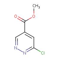 Methyl 6-chloropyridazine-4-carboxylate