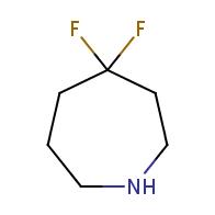 4,4-difluoroazepane