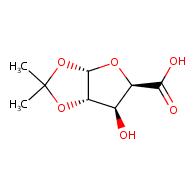 (3aS,5R,6S,6aS)-6-hydroxy-2,2-dimethyl-tetrahydro-2H-furo[2,3-d][1,3]dioxole-5-carboxylic acid
