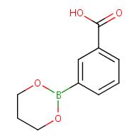 3-(1,3,2-dioxaborinan-2-yl)benzoic acid