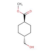 methyl (1r,4r)-4-(hydroxymethyl)cyclohexane-1-carboxylate