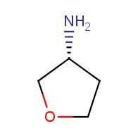 (3R)-oxolan-3-amine
