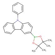 9-Phenyl-3-(4,4,5,5-tetramethyl-1,3,2-dioxaborolan-2-yl)-9H-carbazole