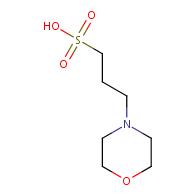 3-(morpholin-4-yl)propane-1-sulfonic acid