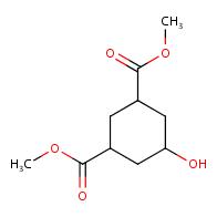 1,3-dimethyl 5-hydroxycyclohexane-1,3-dicarboxylate