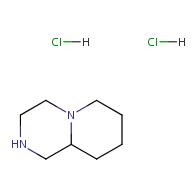 octahydro-2H-pyrido[1,2-a]pyrazine dihydrochloride