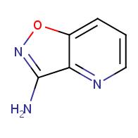 [1,2]oxazolo[4,5-b]pyridin-3-amine