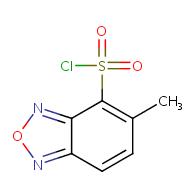 5-Methylbenzo[c][1,2,5]oxadiazole-4-sulfonyl chloride