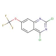 2,4-Dichloro-7-(trifluoromethoxy)quinazoline