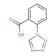 2-Tetrazol-1-yl-benzoic acid
