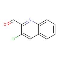 3-Chloroquinoline-2-carbaldehyde