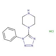 1-(1-Phenyl-1H-tetrazol-5-yl)piperazine hydrochloride