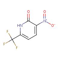 2-Hydroxy-3-nitro-6-(trifluoromethyl)pyridine