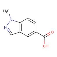 1-methyl-1H-indazole-5-carboxylic acid