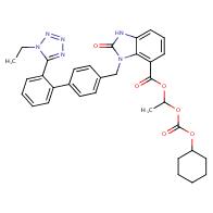 1-(((cyclohexyloxy)carbonyl)oxy)ethyl 3-((2