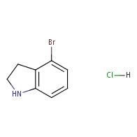 4-bromoindoline hydrochloride