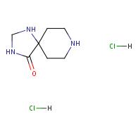 1,3,8-triazaspiro[4.5]decan-4-one dihydrochloride
